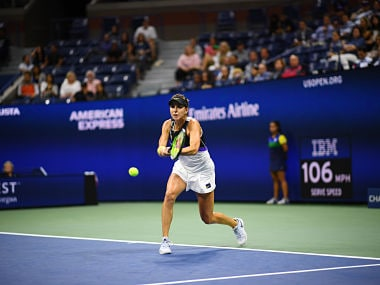 US Open 2019: Belinda Bencic takes positive outlook after losing semi-final against Bianca Andreescu
