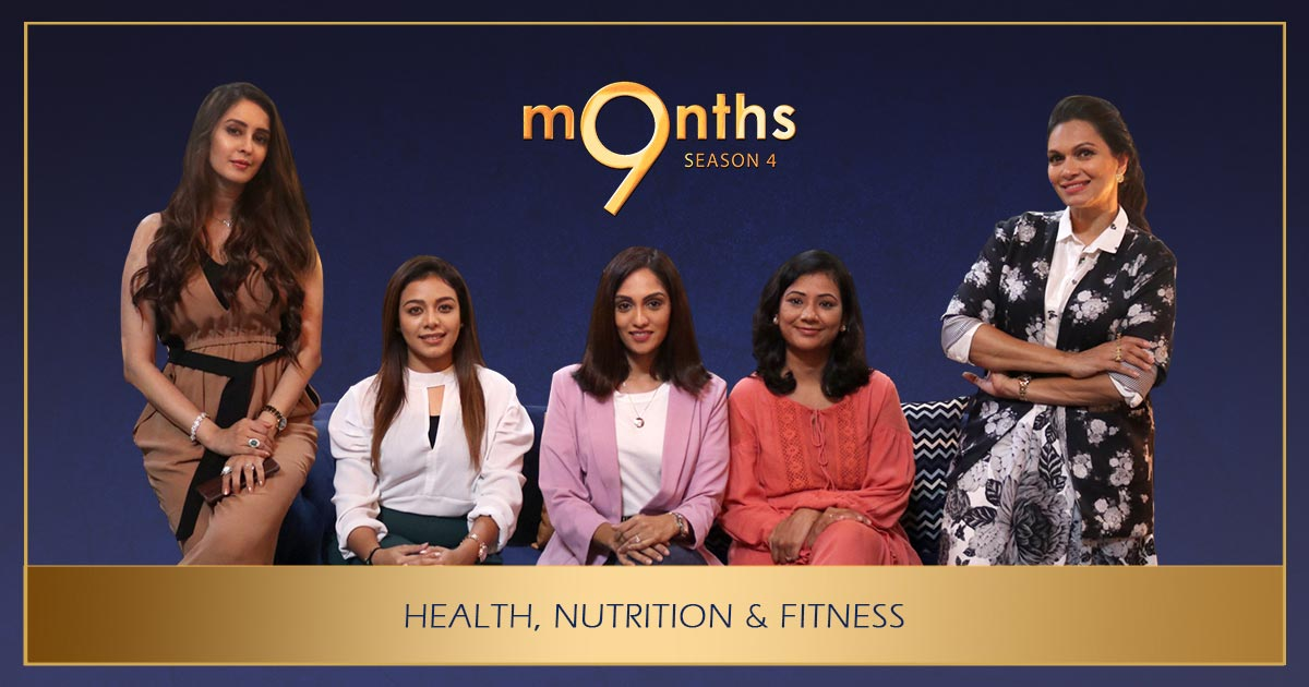 9 Months Season 4 | Health, Nutrition & Fitness | Part 2
