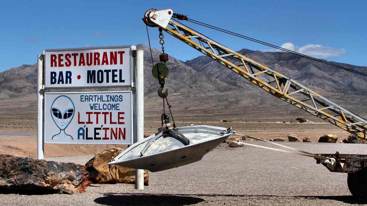 The Little A'Le'Inn in Rachel, Nevada. Image credit: Flickr/Airwolfhound