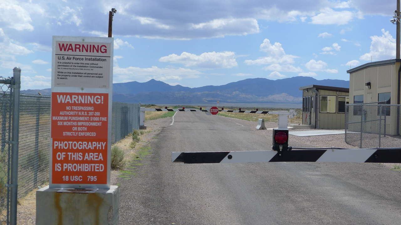 Get them aliens: UFO enthusiasts arrive at Nevada to storm Area 51, rumoured to house secrets of extraterrestrial life
