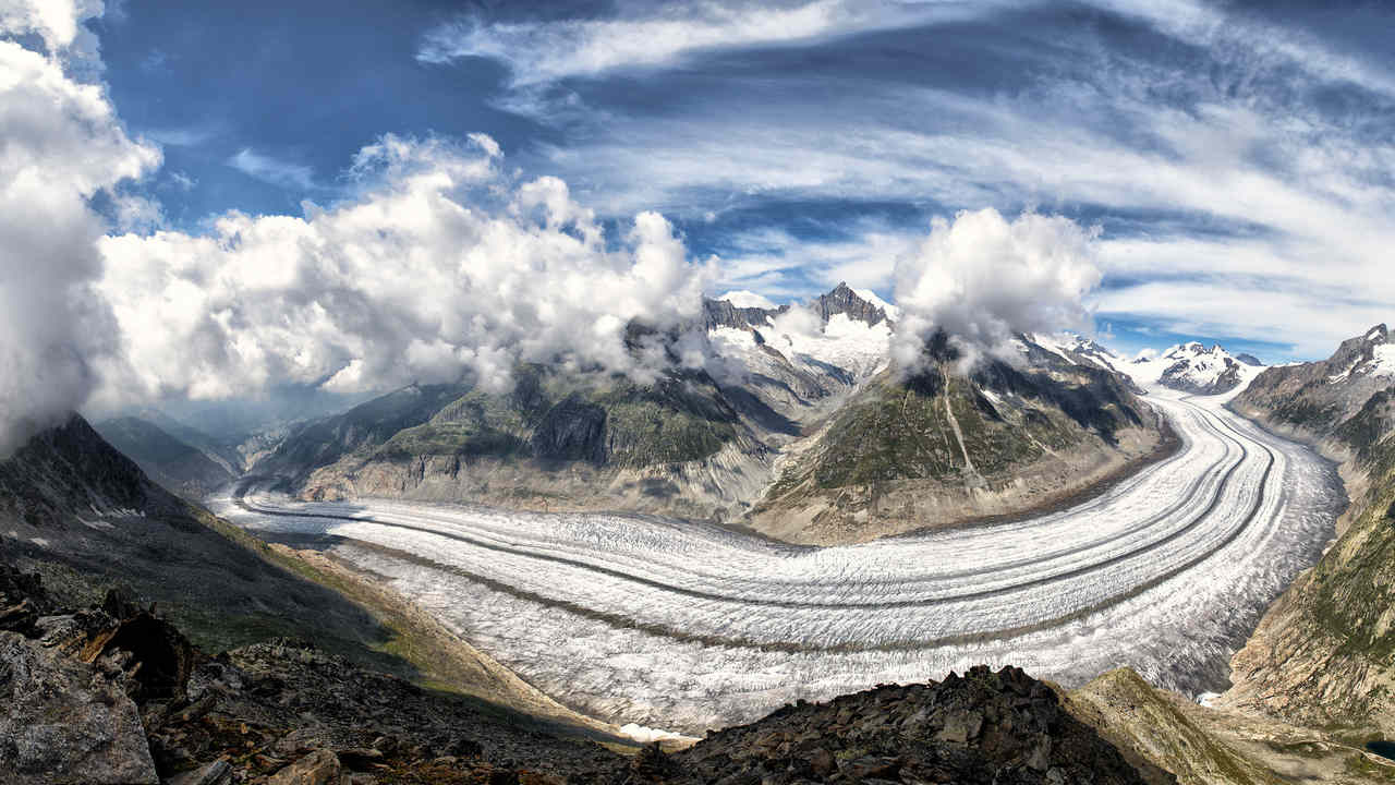 Largest Alps glacier might disappear by the end of this century due to climate change