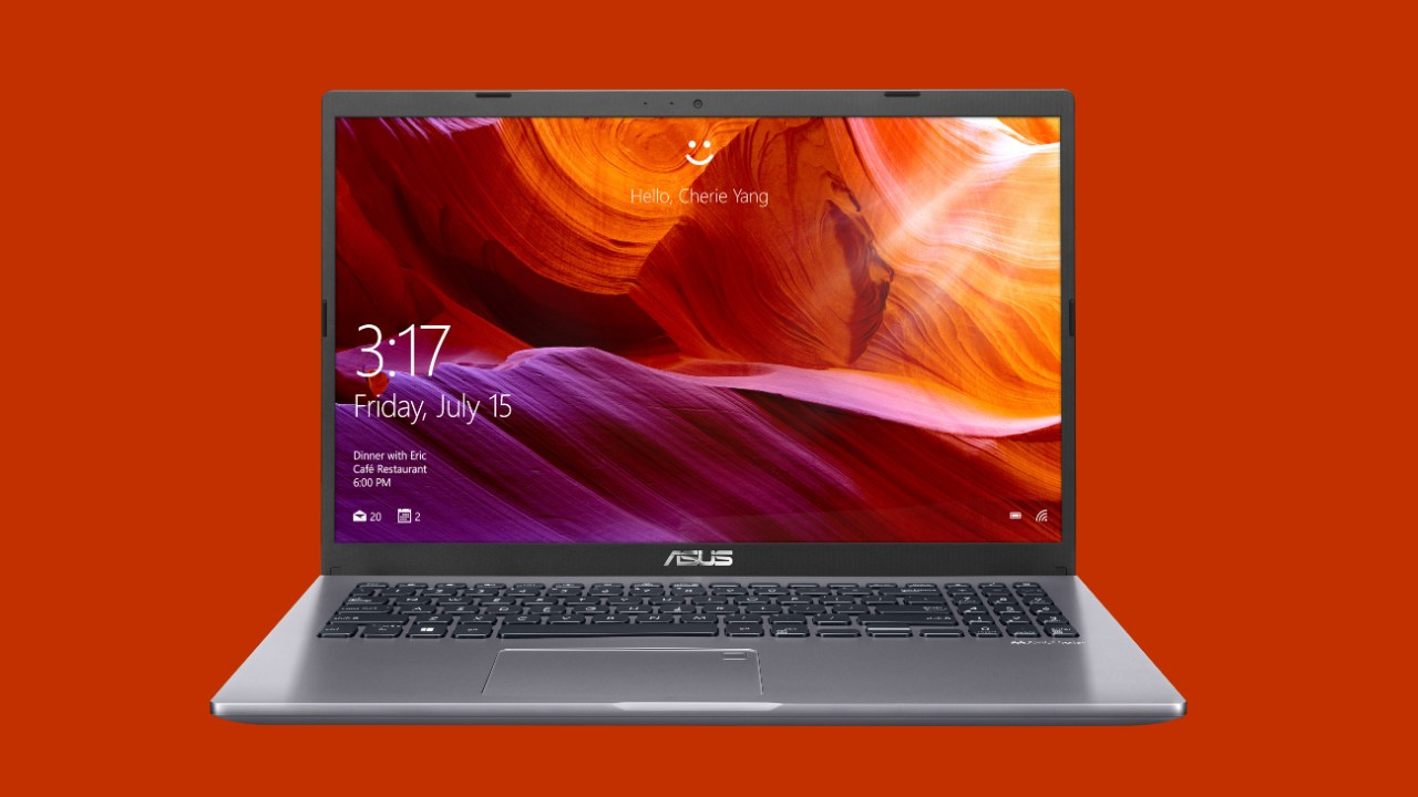 Asus VivoBook X509 works well for web browsing and multimedia viewing.