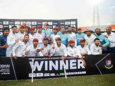 Afghanistan continues to breach 'old boys' club', while questions loom over Bangladesh's standing in Test cricket