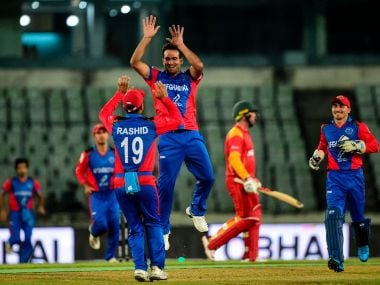 Tri-nation T20I series: Afghanistan's Najibullah Zadran, Mohammad Nabi star as Zimbabwe suffer second successive defeat