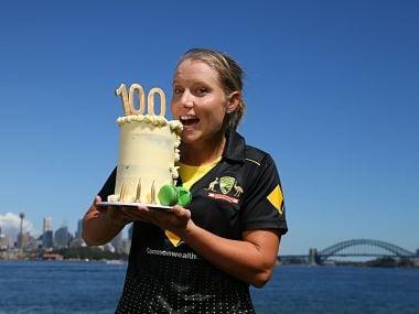 Australias Alyssa Healy enters Club 100 in T20 Internationals