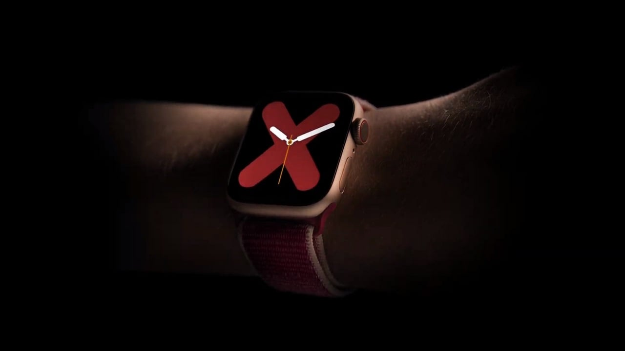 Apple Watch Series 5 announced with always-on display, GPS starting at Rs 40,900