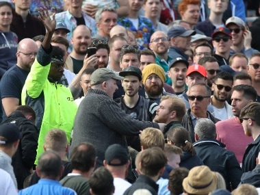 Ashes 2019: ECB 'extremely disturbed' by reports of racist chanting, sexist and homophobic abuse by spectators during Manchester Test