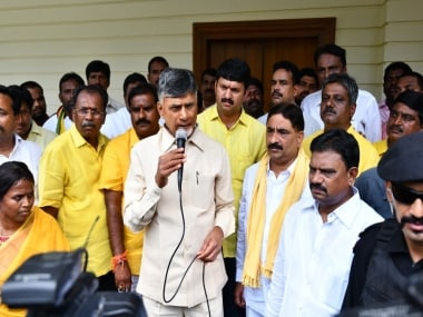 Chandrababu Naidu house arrest updates: Several TDP leaders detained while trying to reach party chief's residence