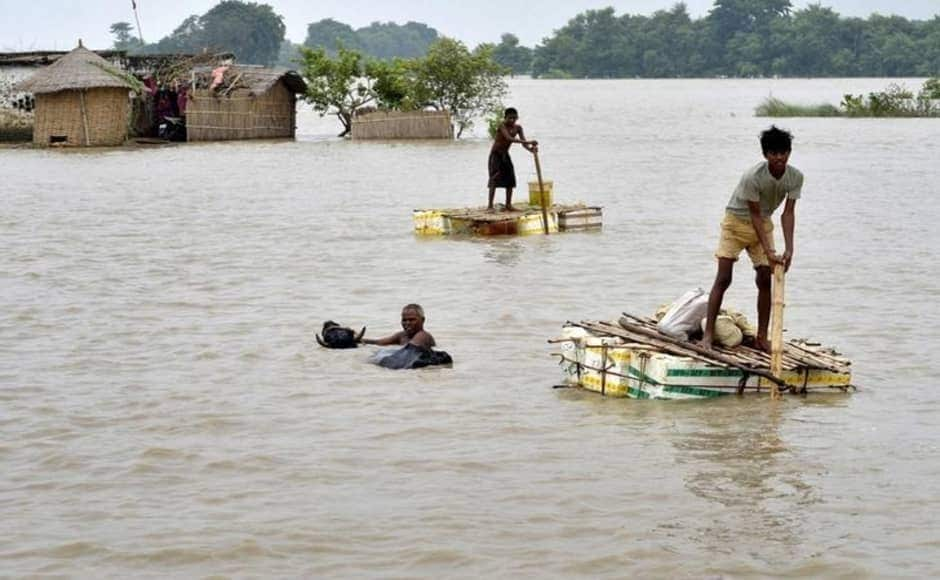 Bihar floods: Heavy rain claims 29 lives; parts of Muzaffarpur, Patna submerged in water