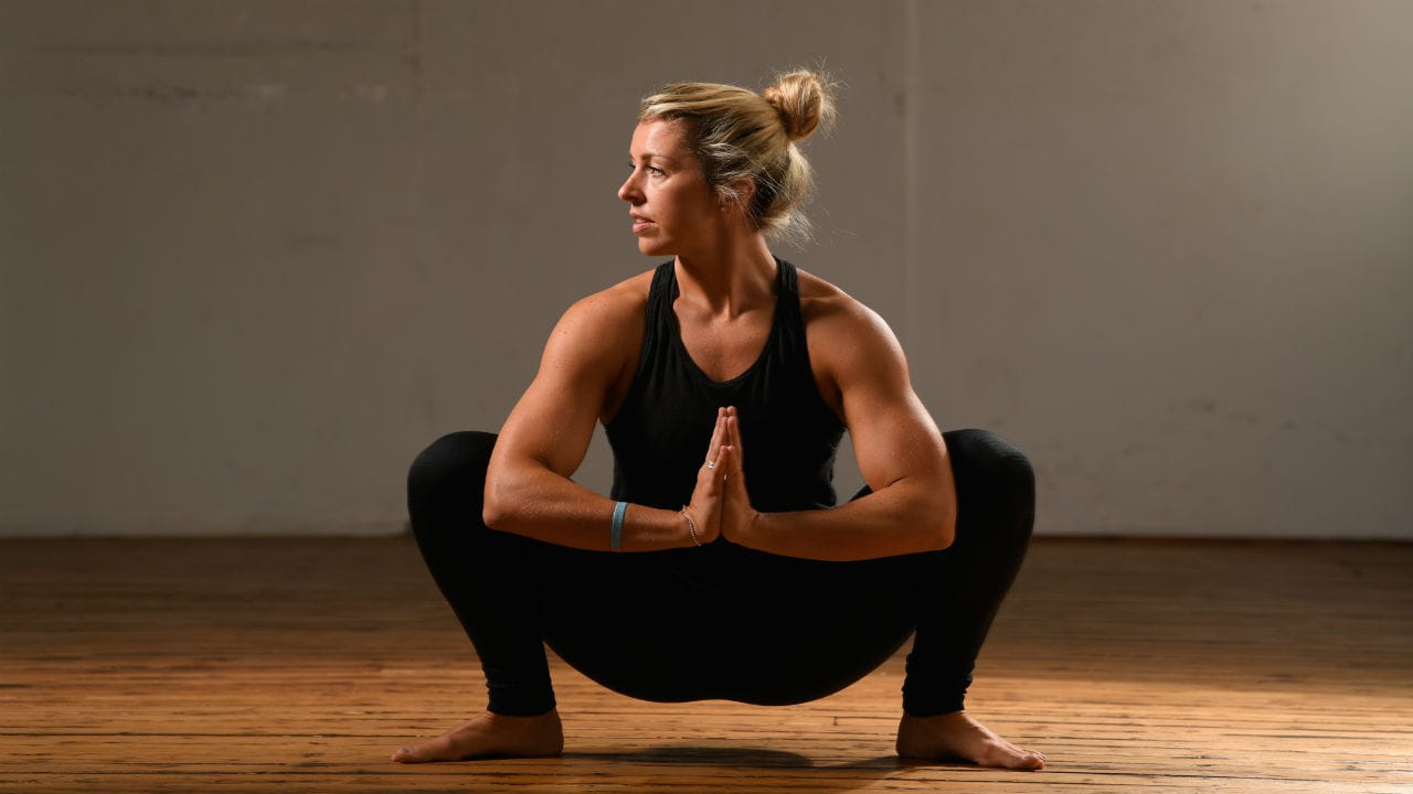 Five yoga poses to tone your thigh muscles Health News , Firstpost