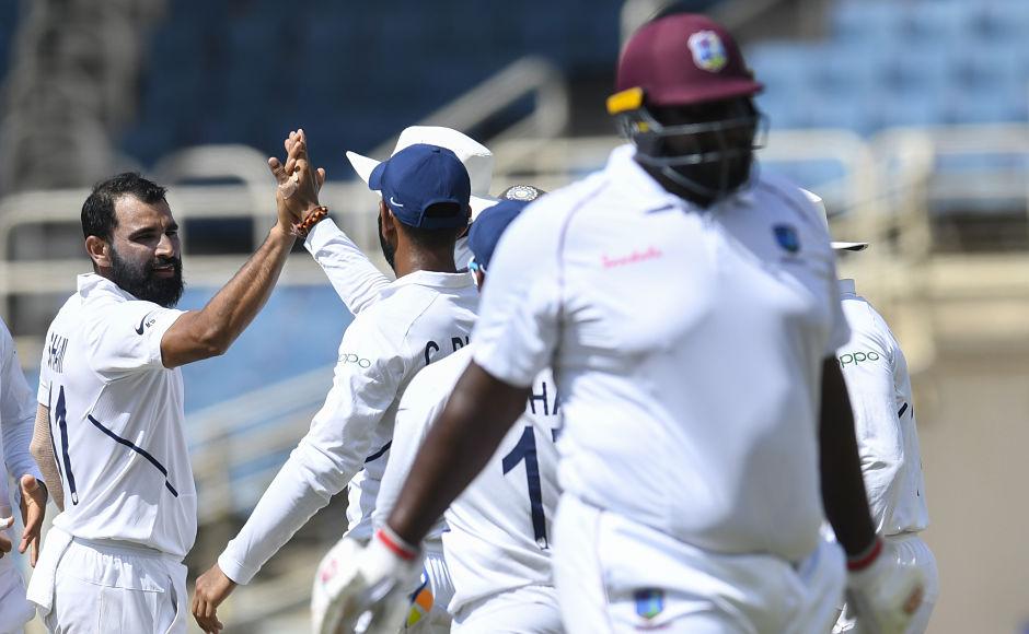 Ajinkya Rahane, Hanuma Vihari strike fifties as India inch closer to Test series win in Jamaica
