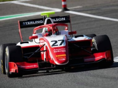 Jehan Daruvala moves to second spot in Formula 3 Championship after third-place finish at Spa-Francorchamps