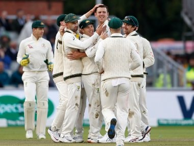 The Final Word Ashes Podcast: Listen to Geoff Lemon and Adam Collins as they discuss England's troubles on Day 3 in Manchester