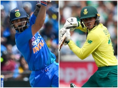 India vs South Africa, Highlights, 1st T20I at Dharamsala: Match abandoned due to rain
