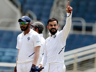 India vs West Indies: Captaincy is just a c in front of your name, its the collective effort that matters, says Virat Kohli