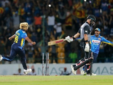 Lasith Malinga takes four wickets in four balls, this time in T20Is against New Zealand