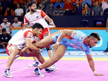 Pro Kabaddi 2019: Maninder Singh stars as Bengal Warriors beat Haryana Steelers to consolidate second place