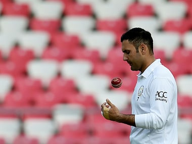 Afghanistan's Mohammad Nabi to retire from Test cricket following ongoing match against Bangladesh
