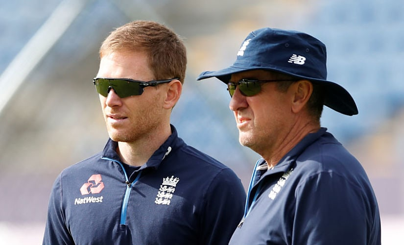 Eoin Morgan interview: It wasnt hugely challenging to get players to buy-in to the aggressive brand of cricket