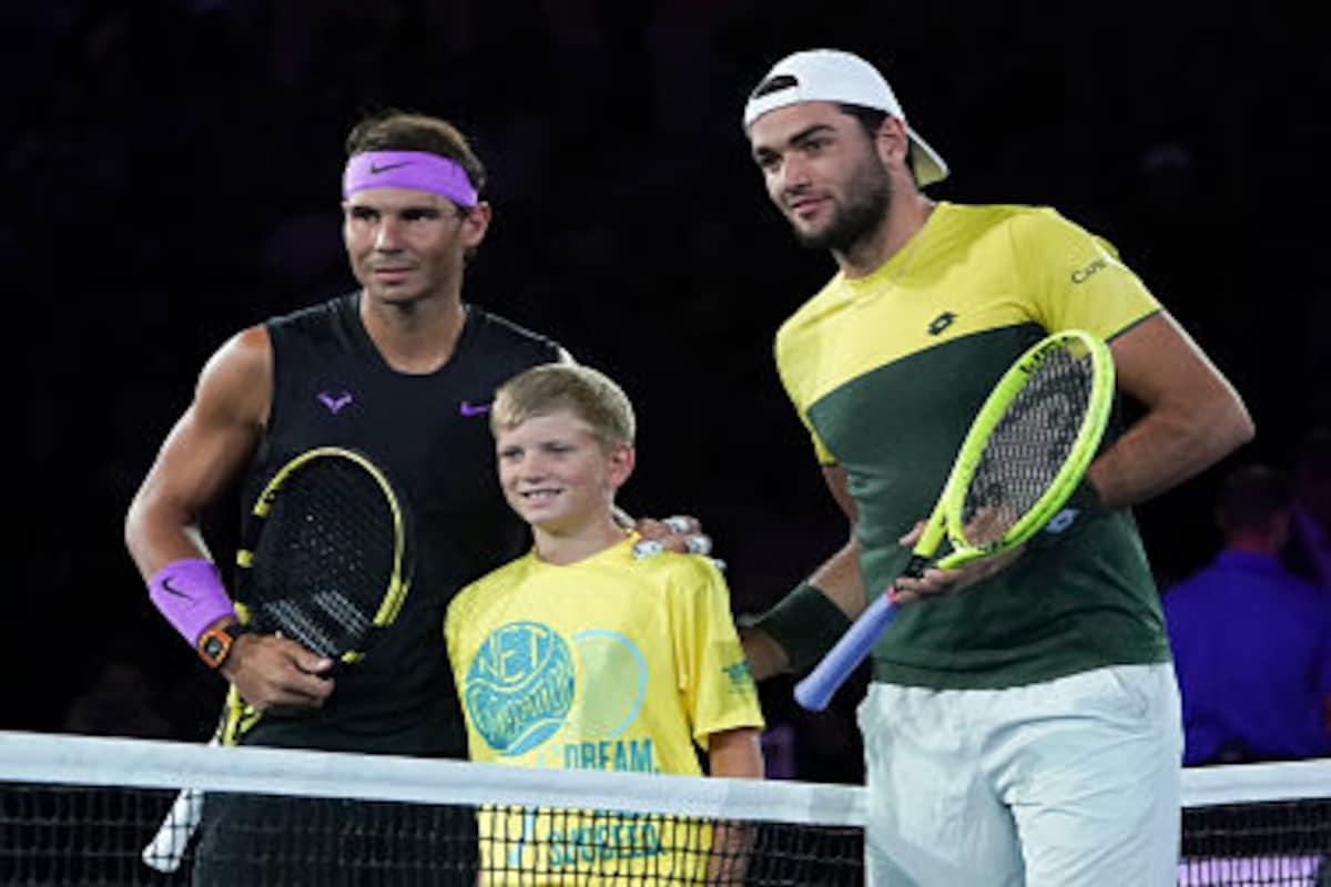 Us Open 2019 Highlights Rafael Nadal Vs Matteo Berrettini Semi Finals Tennis Match Nadal Sets Up Medvedev Final Sports News Firstpost