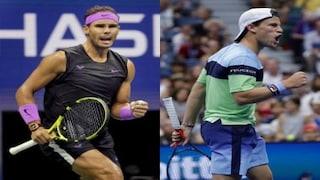 Us Open 2019 Highlights Rafael Nadal Vs Diego Schwartzman Quarter Final Tennis Match Nadal To Face Berrettini In Semis Sports News Firstpost