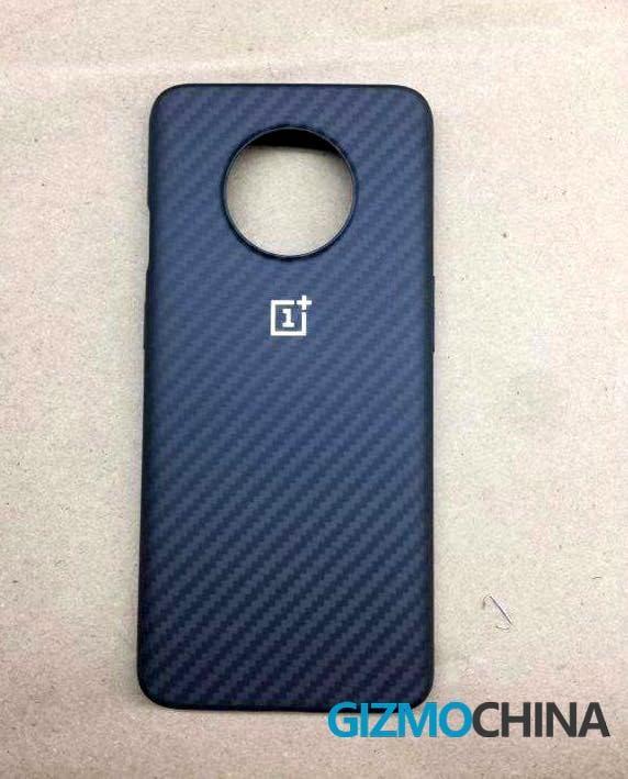 OnePlus 7T case. Image Gizmochina