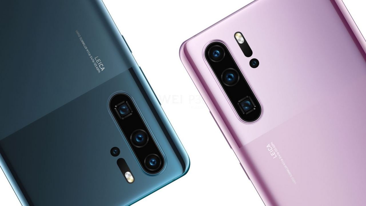 Huawei launches an updated P30 Pro with new colours and Android 10