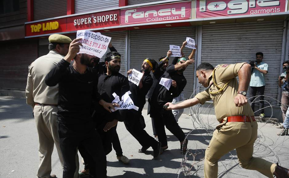 Jammu and Kashmir administration bans Muharram processions; parts of Srinagar tense as restrictions continue