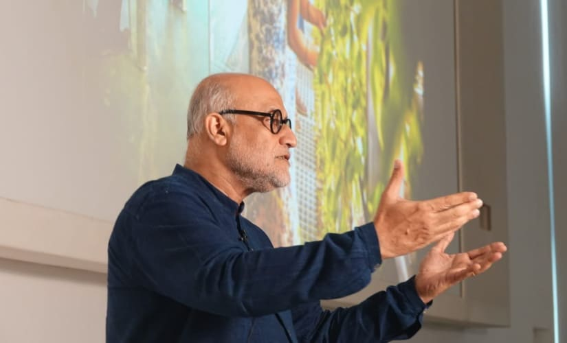 Rahul Mehrotra on how architecture is being divorced from social context, why we should revise definition of urbanity