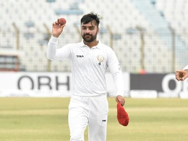 Bangladesh vs Afghanistan: Rashid Khan spins visitors to 224-run win on rain-marred final day of one-off Test