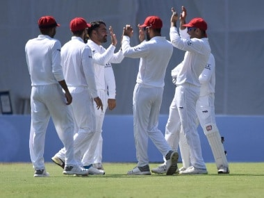 Bangladesh vs Afghanistan: Captain Rashid Khans all-round display puts visitors in command on Day 2
