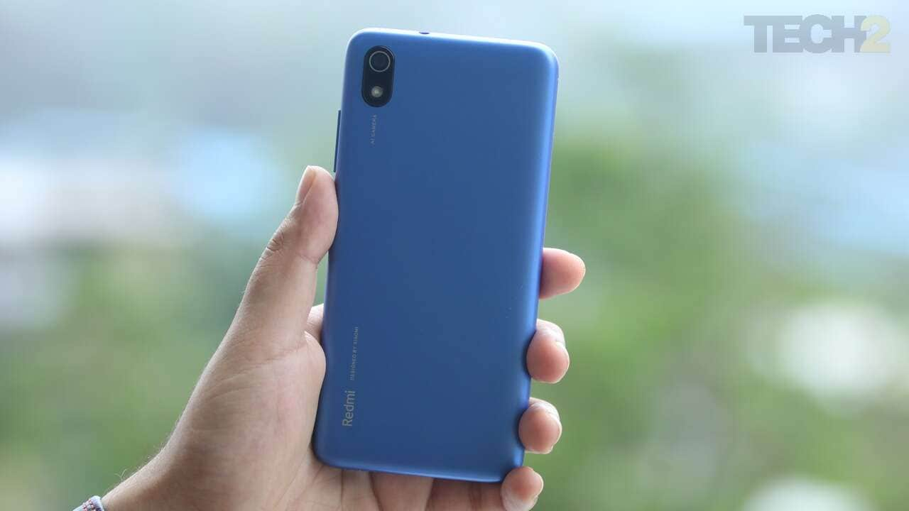 Redmi 8A with a waterdrop notch display will debut in India on 25 September