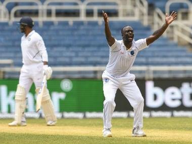 India vs West Indies: Jason Holder, Kemar Roach lone flagbearers in dispirited Windies line-up as Virat Kohlis men inch towards victory