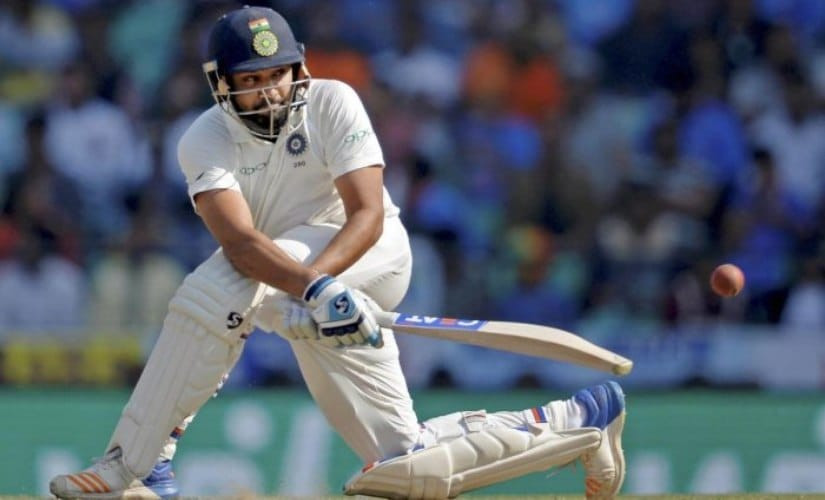 Rohit Sharma has never opened is Tests for India. PTI