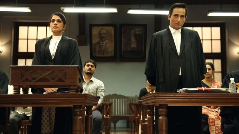 Section 375 isn't a bad film, but furthers a dangerously toxic 'message' in the garb of being nuanced