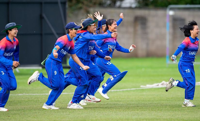 From drawing a blank on debut to qualifying for Womens World T20, the story of rise of Thailand cricket