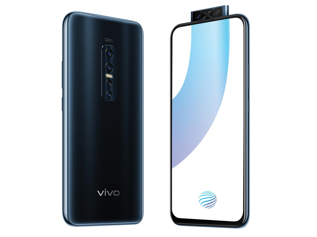 Vivo V17 Pro with dual pop-up selfie camera launched in India at Rs 29,990