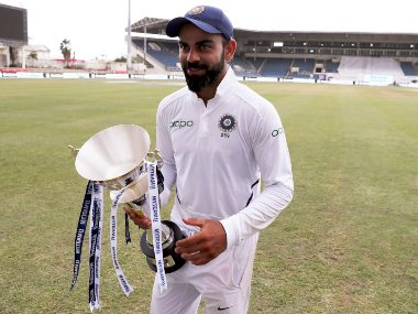 India vs West Indies: '2-0 as expected,' Twitter lauds Virat Kohli and Co after comprehensive Test series win over Windies