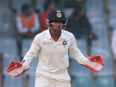 India vs South Africa: Understated Wriddhiman Saha continues to repose team managements trust with trademark grit