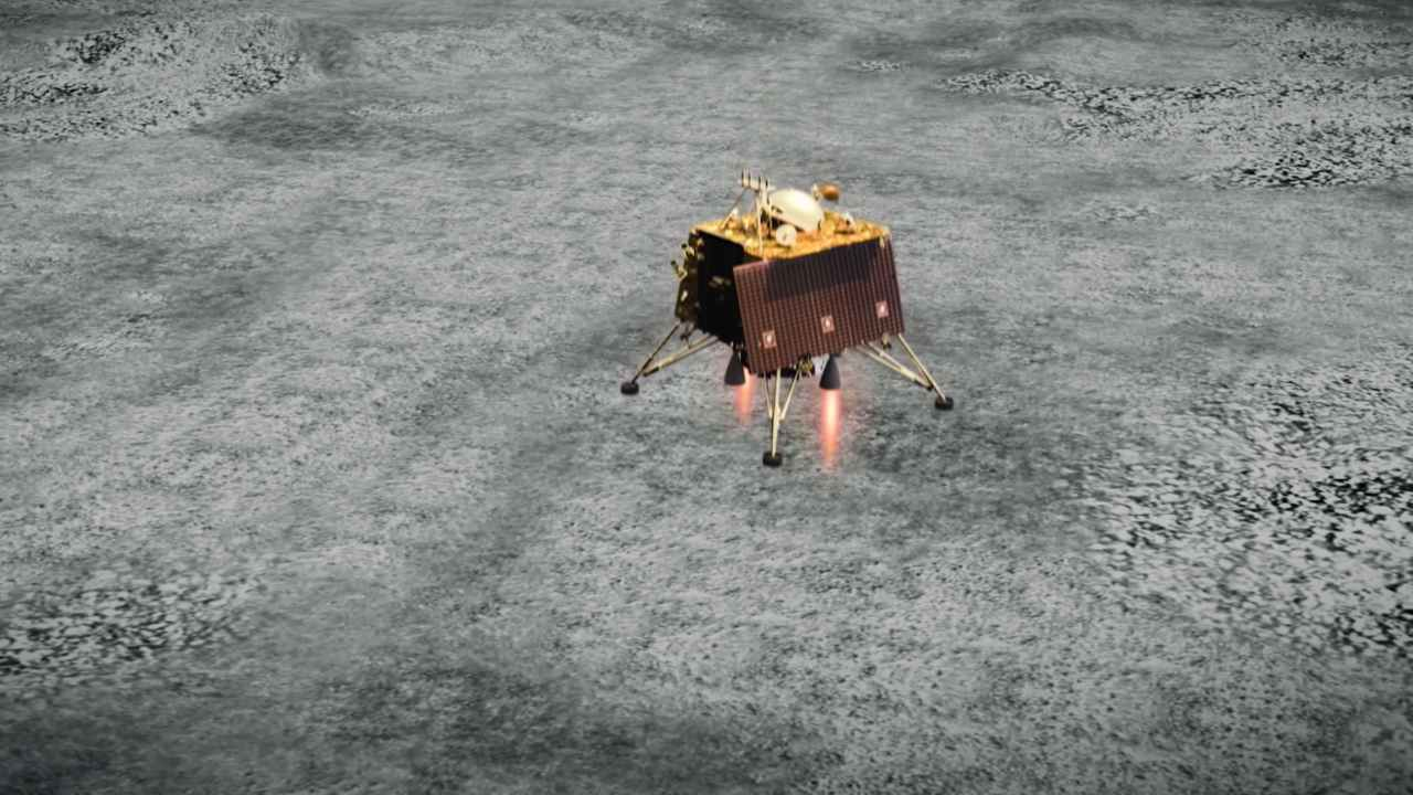 Chandrayaan 1 director on why lander Vikram could not receive signals on lunar surface