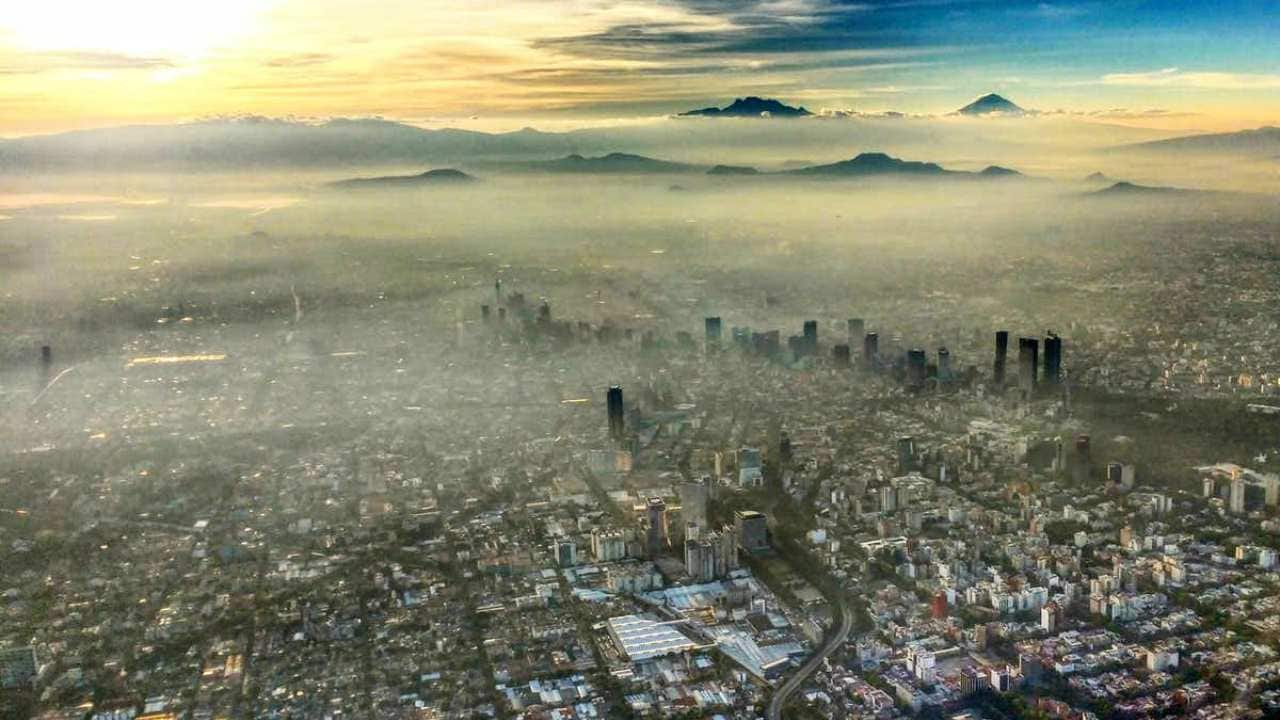 Around 300 million children live in areas, such as Mexico City, where outdoor air pollution exceeds international guidelines by at least six times. image credit: Shutterstock