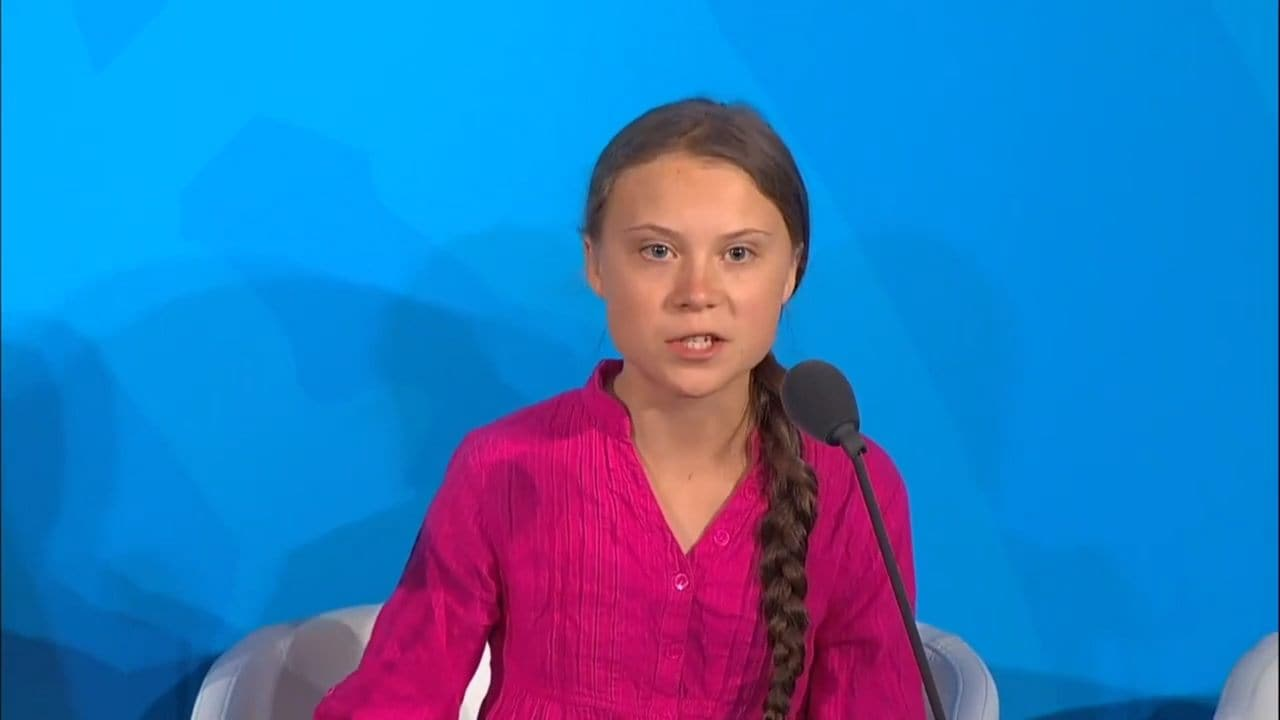 Greta Thunberg is taking over the world, but she is not alone in this mission