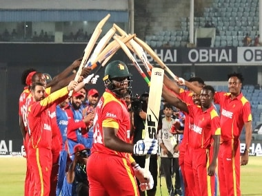 Tri-nation T20I series: Hamilton Masakadza retires with final hurrah in face-saving win for Zimbabwe, says he has 'no regrets'