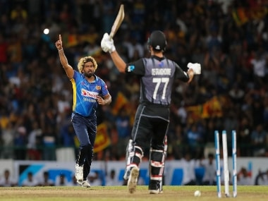 Sri Lanka vs New Zealand: Lasith Malinga overtakes Shahid Afridi as highest wicket-taker in T20Is