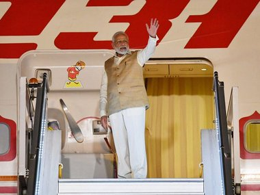 Narendra Modi leaves for 3-day visit to Russia for annual bilateral summit; visit to ship-building complex on itinerary