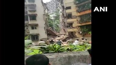 Mumbai building collapse: After 2-hour rescue op, 10-year-old Mahi Motvani declared brought dead at Lilavati; key updates