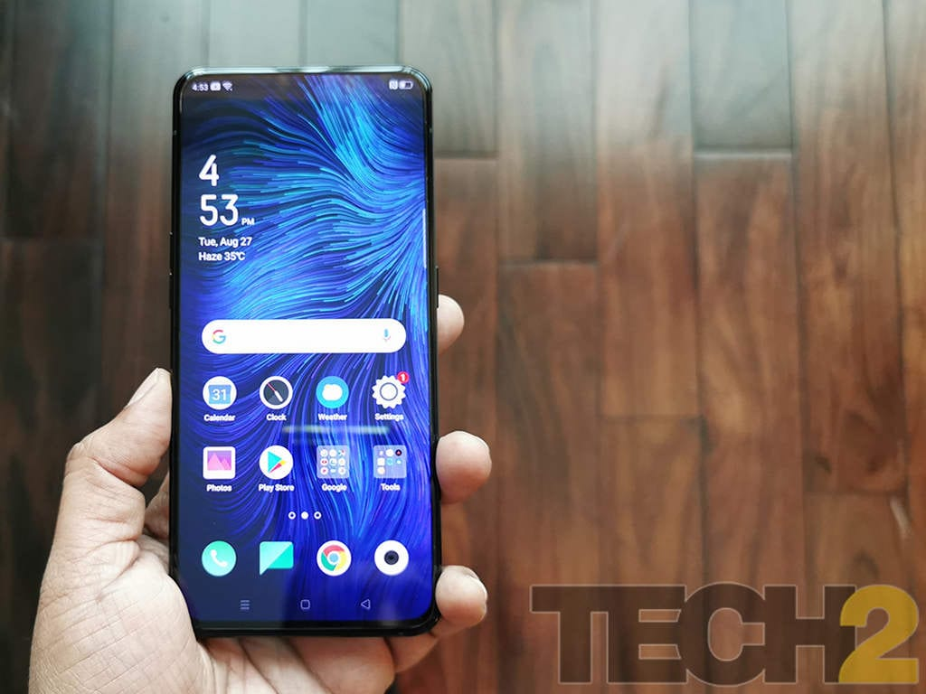 Oppo Reno Ace with 65 W Super VOOC fast charging support to be launched in October