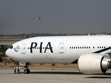 Jeddah-bound Pakistani commercial flight, with 200 passengers on board, makes emergency landing in Lahore after engine catches fire