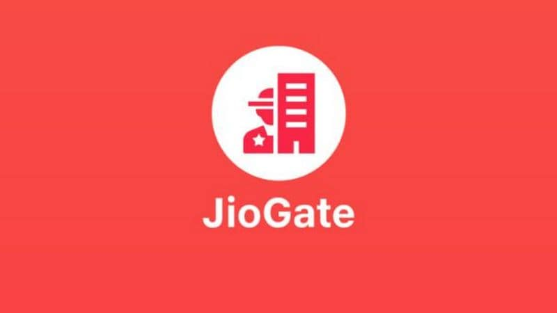 JioGate for gated communities' security gets listed on the