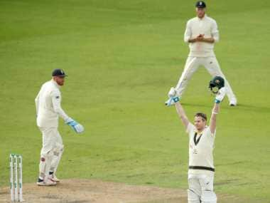 Ashes 2019: Steve Smith double century puts Australia in command of fourth Test at Old Trafford